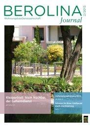 Journal - Berolina