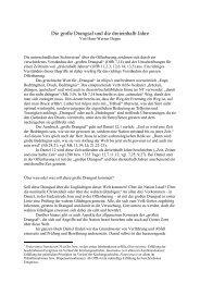 Die große Drangsal und die dreieinhalb Jahre - Betanien Verlag