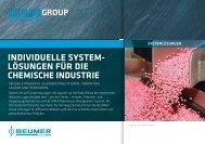individuelle system- lösungen für die chemische ... - Beumer.com