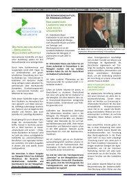 Newsletter Mongolei - Beuth Hochschule für Technik Berlin