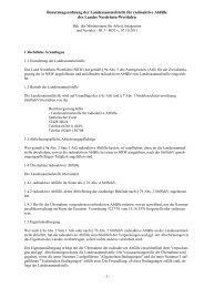 Benutzungsordnung der Landessammelstelle für radioaktive Abfälle ...