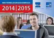 Weiterbildungskompass 2014/2015 - Bfz-Essen GmbH