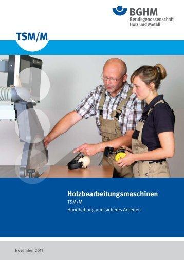 2 - Berufsgenossenschaft Holz und Metall