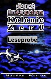 Leseprobe Oort-Infection Kolonie Zer0