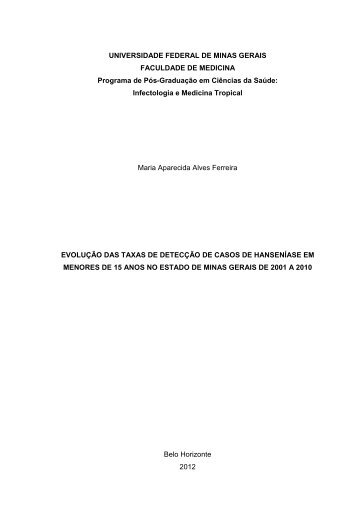 Tese Mª Ap. Alves Ferreira - Biblioteca Digital de Teses e ...