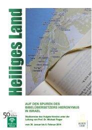 können Sie den Reiseverlauf als PDF-Datei (208 ... - Biblische Reisen