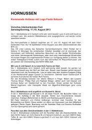 Hornusserfeste in Selzach (PDF, 55 KB) - Bieler Tagblatt