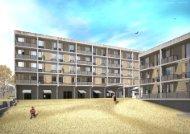 Sozialer Wohnungsbau in Tiflis, Skizzen - Bieler Tagblatt