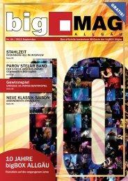 bigMAG 4/2013 - bigBOX Allgäu