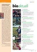 FiBL-Direktor Urs Niggli blickt in die Vergangenheit und - Bioaktuell.ch - Seite 2
