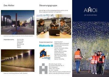 Das Atelier Steuerungsgruppe - Alfred-Herrhausen-Schule