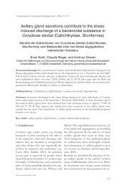 Axillary gland secretions contribute to the stress- induced ... - Biologie