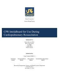 CPR IntelaBoard for Use During Cardiopulmonary Resuscitation