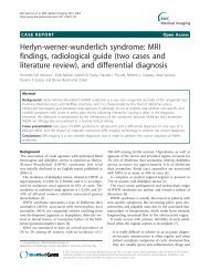 Herlyn-werner-wunderlich syndrome: MRI findings ... - BioMed Central