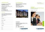 Veranstaltungsort Antwortfax Workshop – Periphere ... - Biotronik