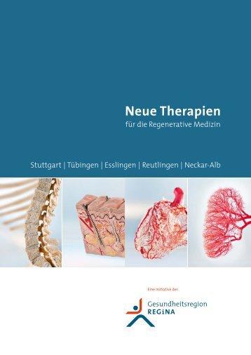 Neue Therapien für die Regenerative Medizin - Biotechnologie.de