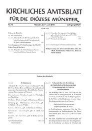 13 / 01.07.2013 - Bistum Münster