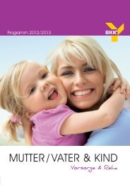 MUTTER / VATER & KIND - BKK Essanelle