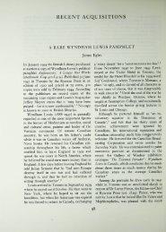 A RARE WYNDHAM LEWIS PAMPHLET - British Library