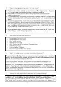 Access to and provision of Equipment for people with physical ... - Page 2