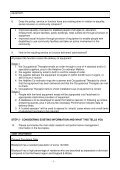 Access to and provision of Equipment for people with physical ... - Page 3