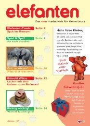 3 Euer kleiner roter Elefant - Blattwerk Media