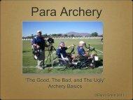 Para Archery - BlazeSports