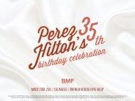 2013PerezHilton's35t.. - BMF Media