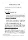 Dokumentation Legistische Änderungen in der Arbeitsmarktpolitik ... - Seite 5