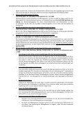 Dokumentation Legistische Änderungen in der Arbeitsmarktpolitik ... - Seite 6