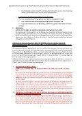 Dokumentation Legistische Änderungen in der Arbeitsmarktpolitik ... - Seite 7