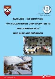 familien - Österreichs Bundesheer