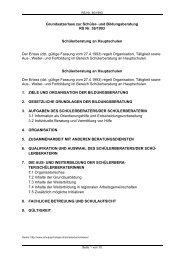 Grundsatzerlass zur Schüler- und Bildungsberatung ...