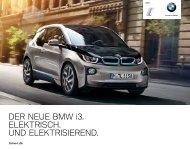Der neue BMW i3 (PDF - 4,0 MB) - BMW Deutschland