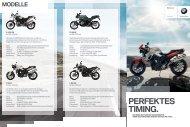 PerFekteS tiMinG. - BMW Motorrad