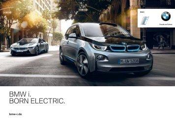BMW i Markenbroschüre - BMW Deutschland