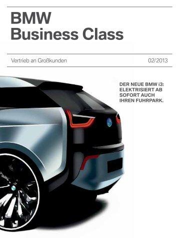 BMW Business Class - BMW Deutschland