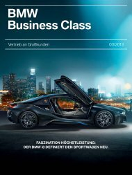 BMW Business Class Magazin. Ausgabe 3/2013 (PDF - 3,2 MB)