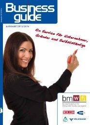 Business Guide 2013/2014 - Bundesministerium für Wirtschaft ...