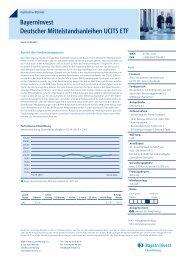Factsheet - Börse Stuttgart