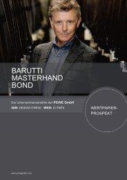 Wertpapierprospekt - Börse Stuttgart