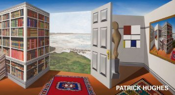 PATRICK HUGHES - Galerie Boisserée