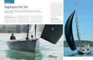 "September 2012 Tofinou 8 ""Segelspass mit Stil"" - boot24.ch"