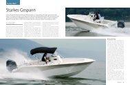 "September 2007 Sea Fox 256 CC ""Starkes Gespann"" - boot24.ch"