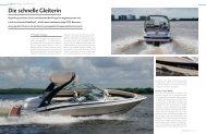 """Mai 2013 Regal 2300 Bowrider """"Die schnelle Gleiterin"""" - boot24.ch"""