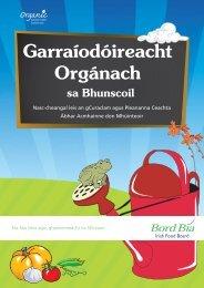 Garraíodóireacht Orgánach - Bord Bia