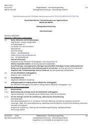 Deutschland-Borken: Dienstleistungen von ... - Stadt Borken