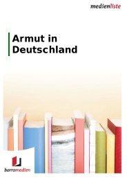 Armut in Deutschland - Borromedien
