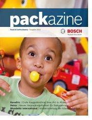 Der Weg zum Erfolg - Bosch Packaging Technology