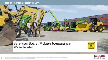 Bosch Rexroth Experience Day